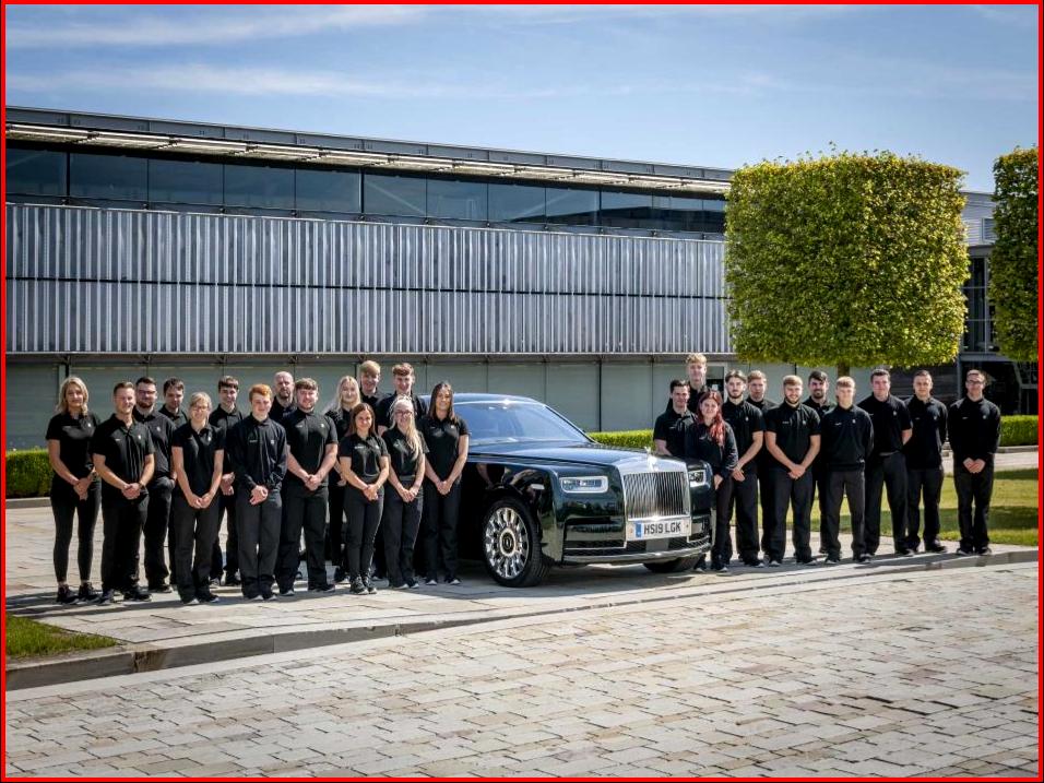 AutoInformed.com on Rolls-Royce Apprenticeship Program