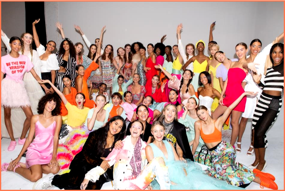 AutoInformed.com on alice + olivia Spring Collection September 2019 New York Fashion Week