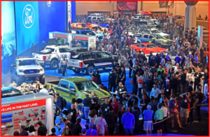 AutoInformed - Ford Booth 2018 SEMA Show