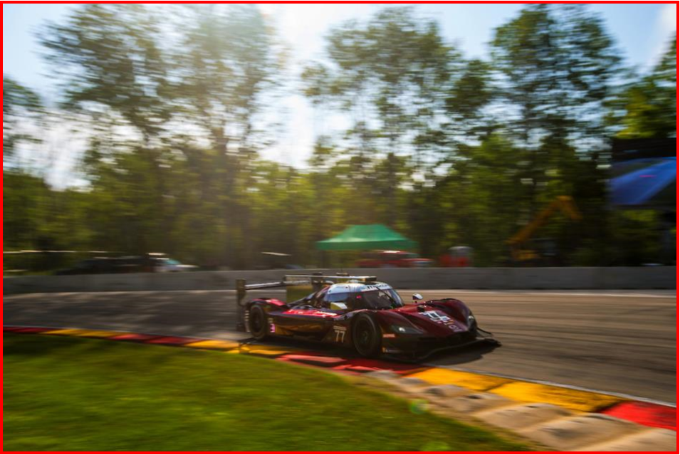 AutoInformed on Mazda Team Joest RT-24P in the 2019 IMSA WeatherTech Sportscar Championship