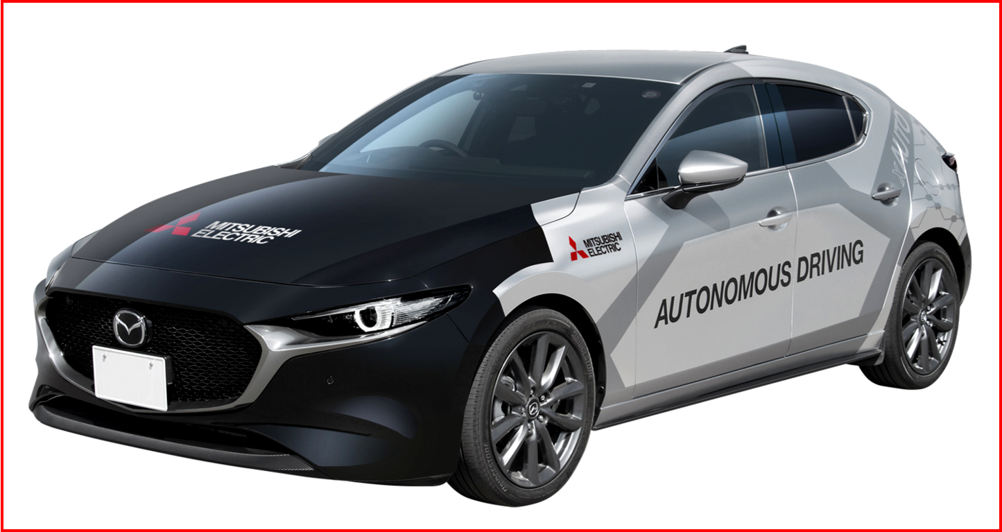 AutoInformed.com on Mitsubishi Electric xAUTO Autonomous Concept