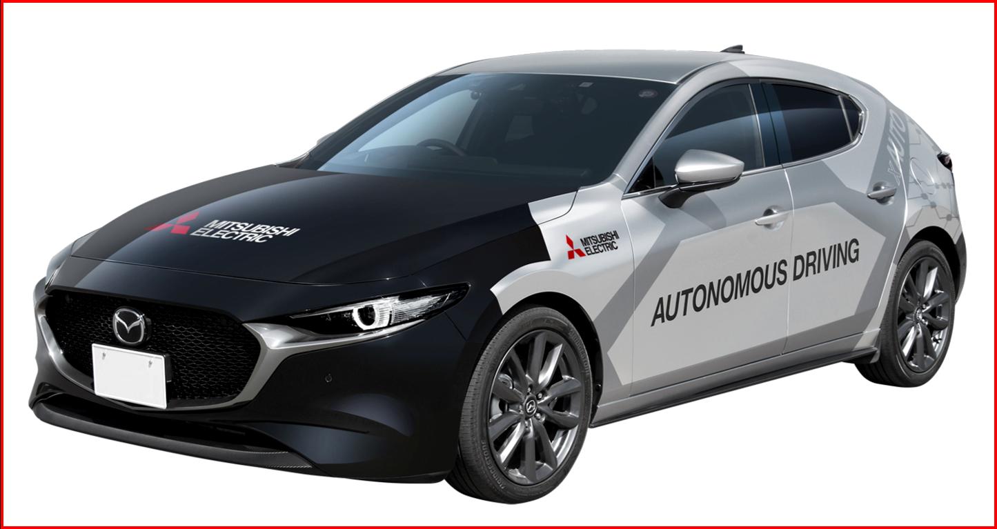 AutoInformed.com on Mitsubishi Electric xAUTO Autonomous Concept