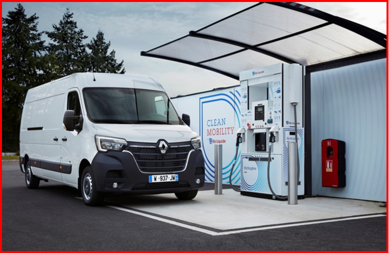 AutoInformed.com on  Renault Z.E. 33 H2 Hydrogen Light Commercial Vehicle