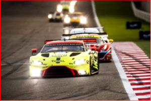 AutoInformed.com on Aston Martin leads 2019-2020 GTE Pro world championships at halfway stage.