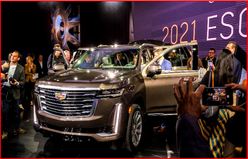 AutoInformed.com on Cadillac Escalade 2021 Model