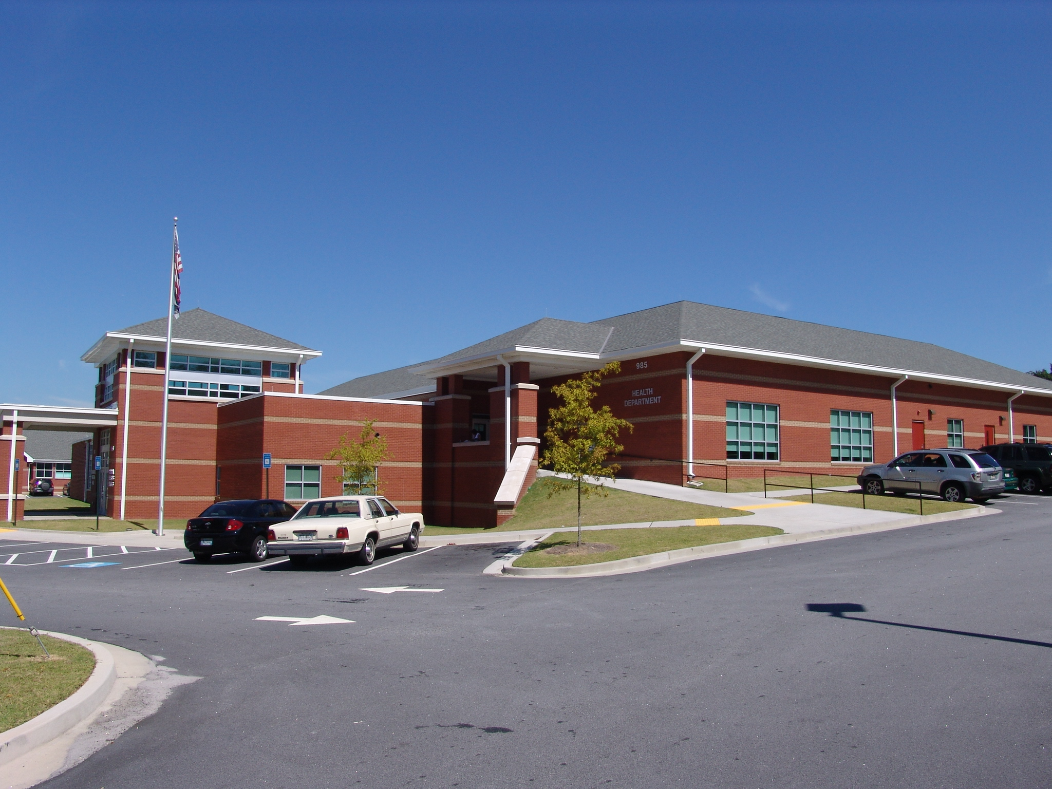 Rockdale County Health Department