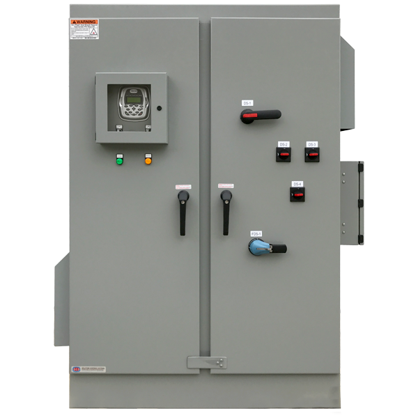 Assembled by Solution Control Systems