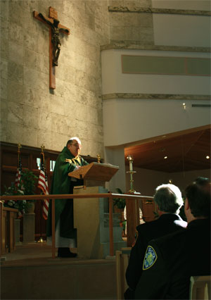 9/11 mass of remembrance