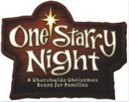 one starry night logo