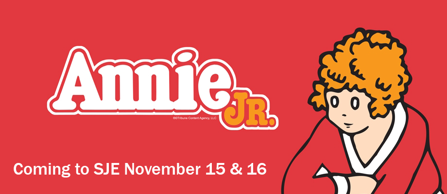 Annie Jr. Tickets Now On Sale