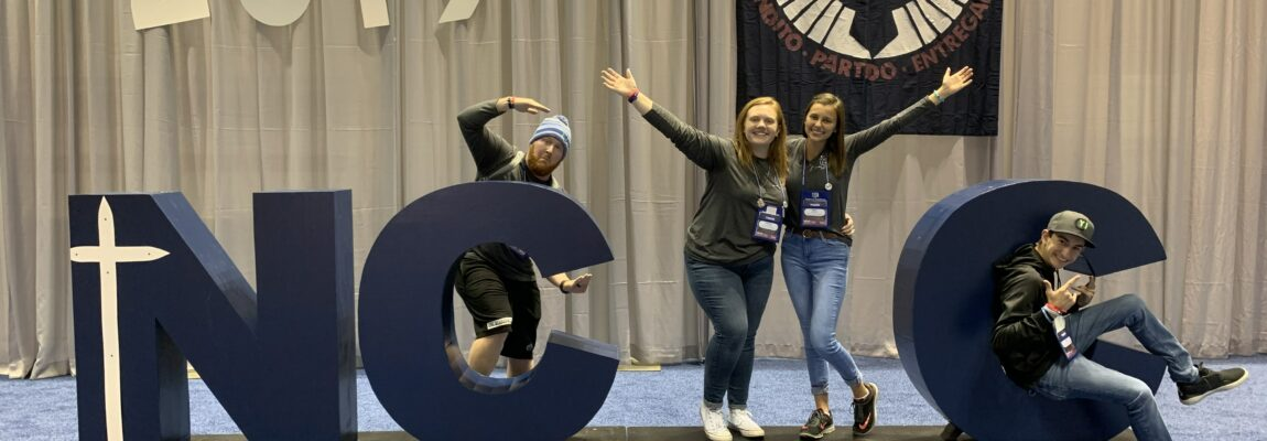 Youth of Parish Join 20,000 Others at NCYC