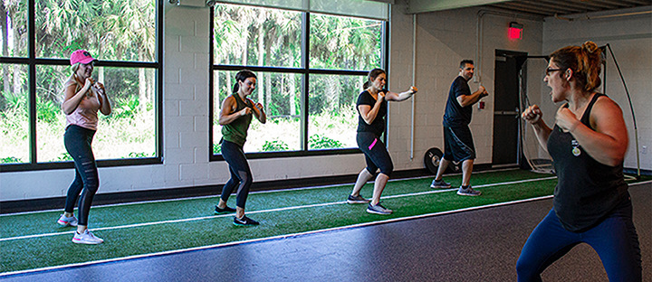 Get Started with Boot Camp to Kick In Your New Year's Resolution