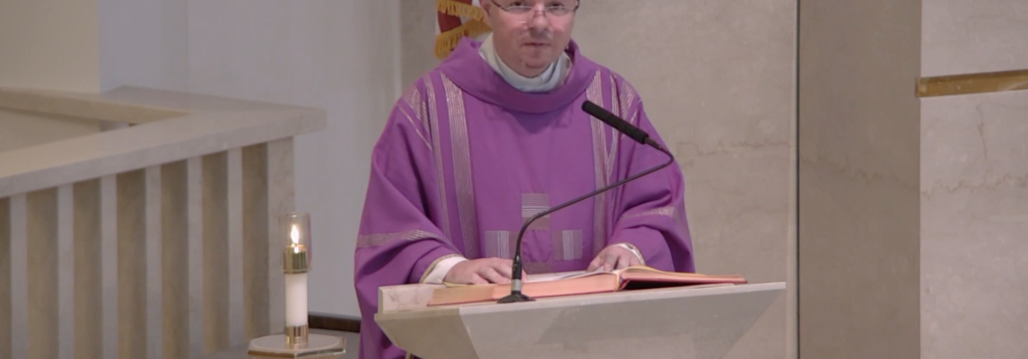 Father Tom's Homily On Our Society's Response to the Current Crisis