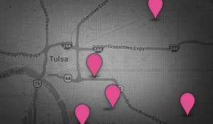 5 Area Locations