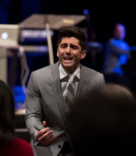 Christian Motivational Speaker | Speaking Event