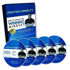 How To Create The Winning Mindset – Transform Your Thinking for More Success In Life – Audio CD