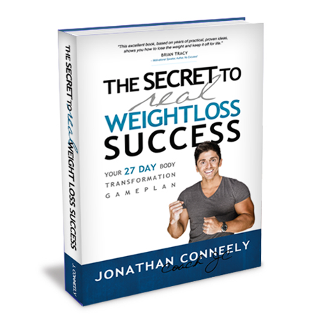 The Secret To REAL Weight Loss Success – Your 8 Week Body Transformation