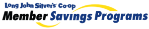 LJS Co-op Member Savings Programs Logo