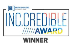 Top Louisville KY Companies - Inc.Credible GLI Award Winner
