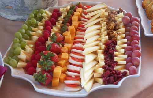 North Shore Catering Trays