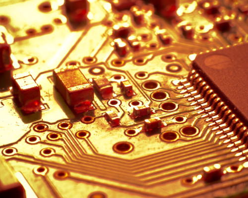 Electronic Components, Circuit Board Testing