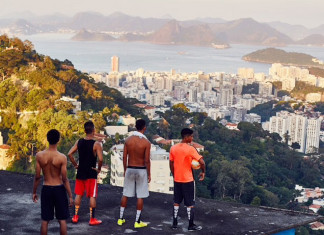 Street Football in Rio