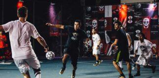 Miguel Sanchez Nike tournament