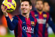 Lionel Messi Street Football