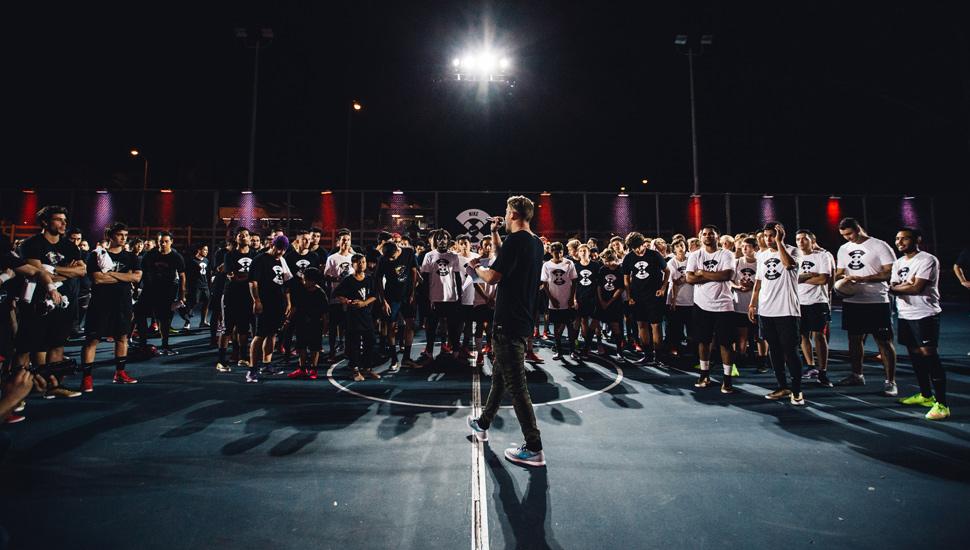 Nike Día de los Muertos