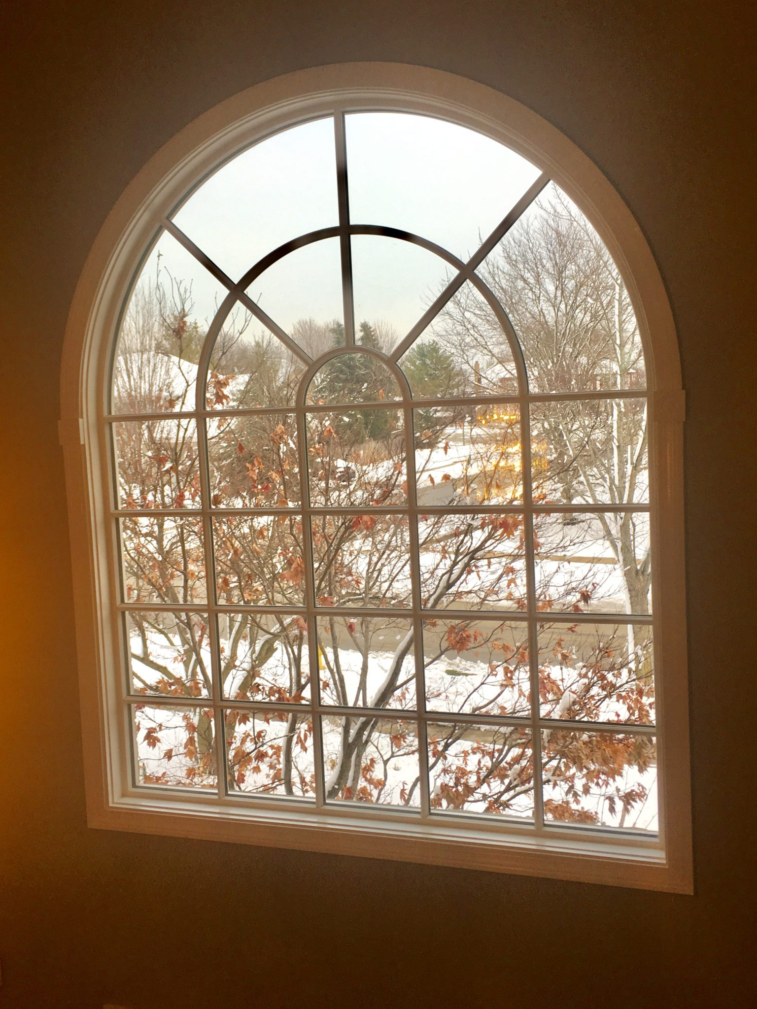 Pella windowsn installed in