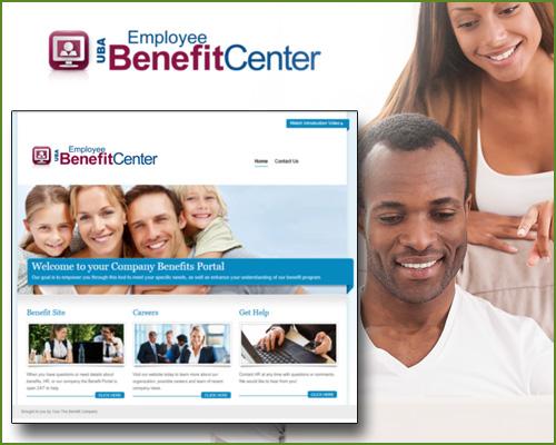 Employee Benefits Portal