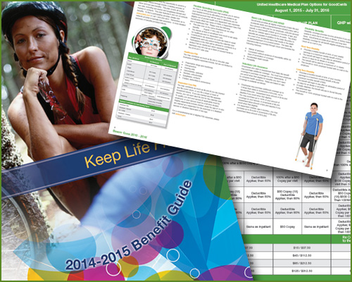 Employee Benefit Guides