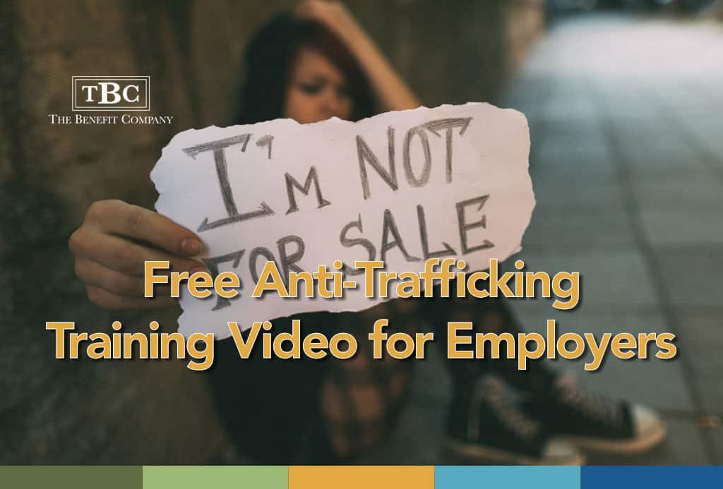 Anti-Sex Trafficking Video