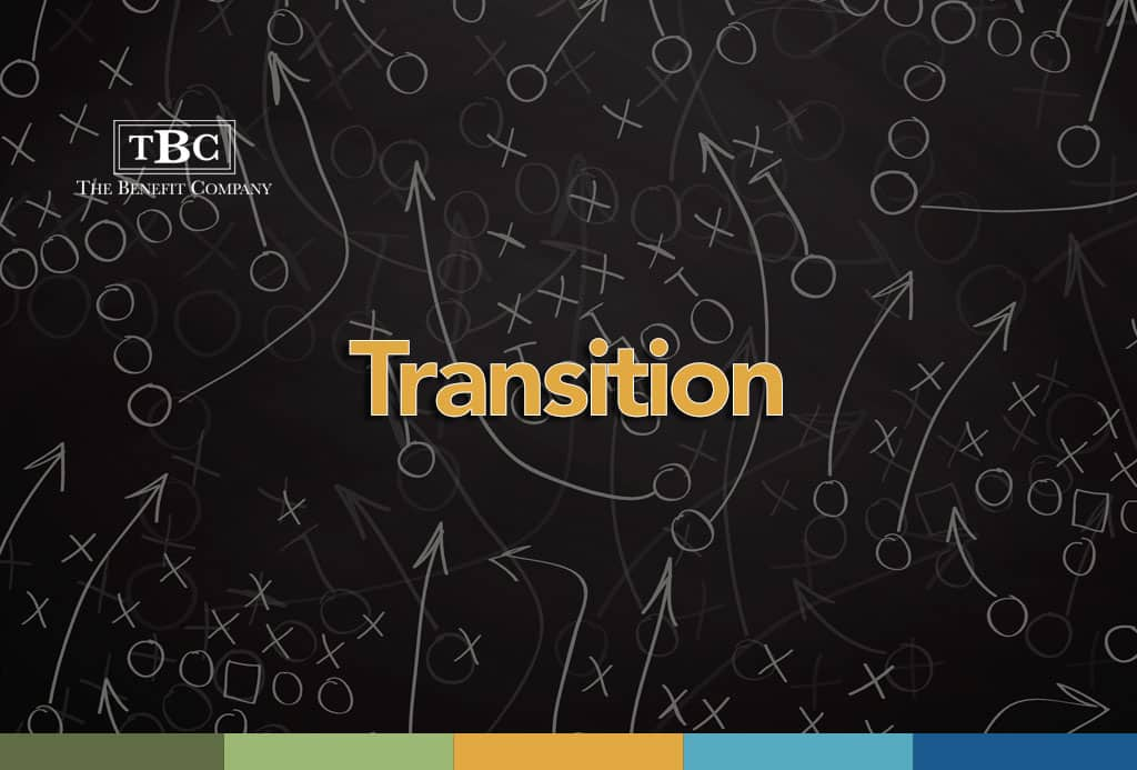 Transitions in Benefits