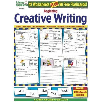 Beginning Writing 1 Workbook