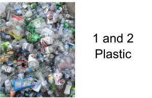 1 & 2 Plastic