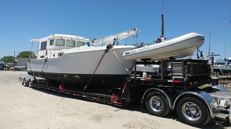 Trawler Transport