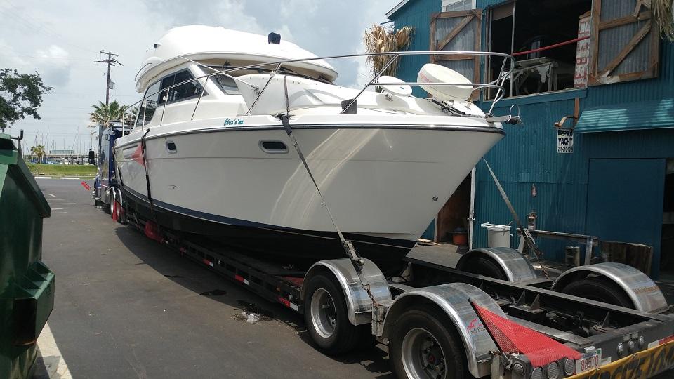 Bayliner Boat Transport