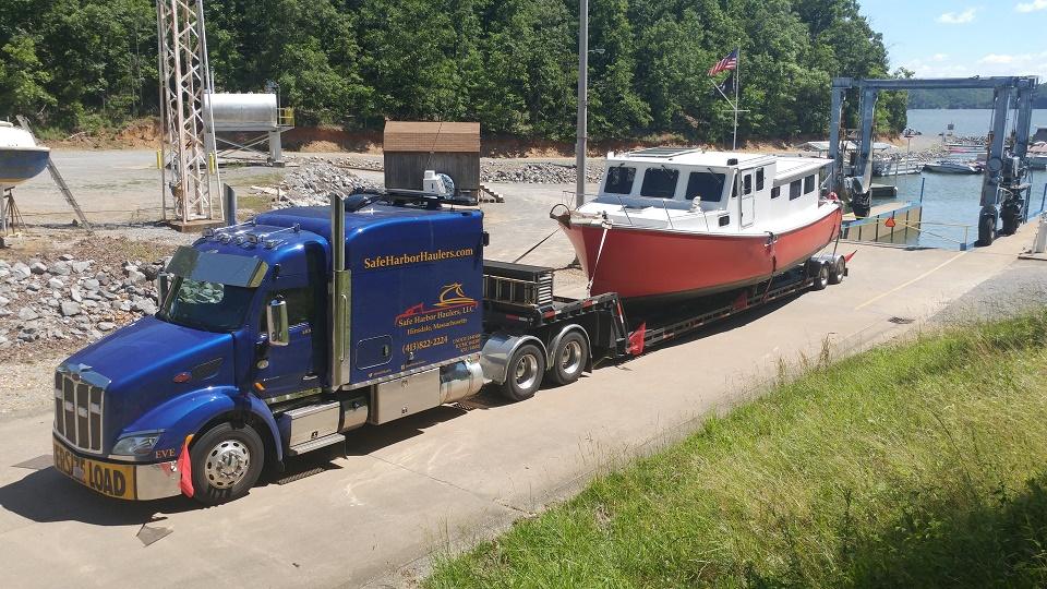 Trawler Shipping