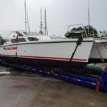 Gemini Sailboat Transport