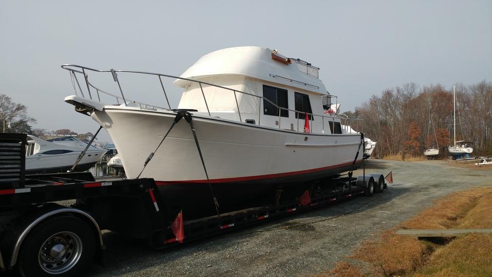 boat transport, boat movers, boat haulers, Safe Harbor Haulers