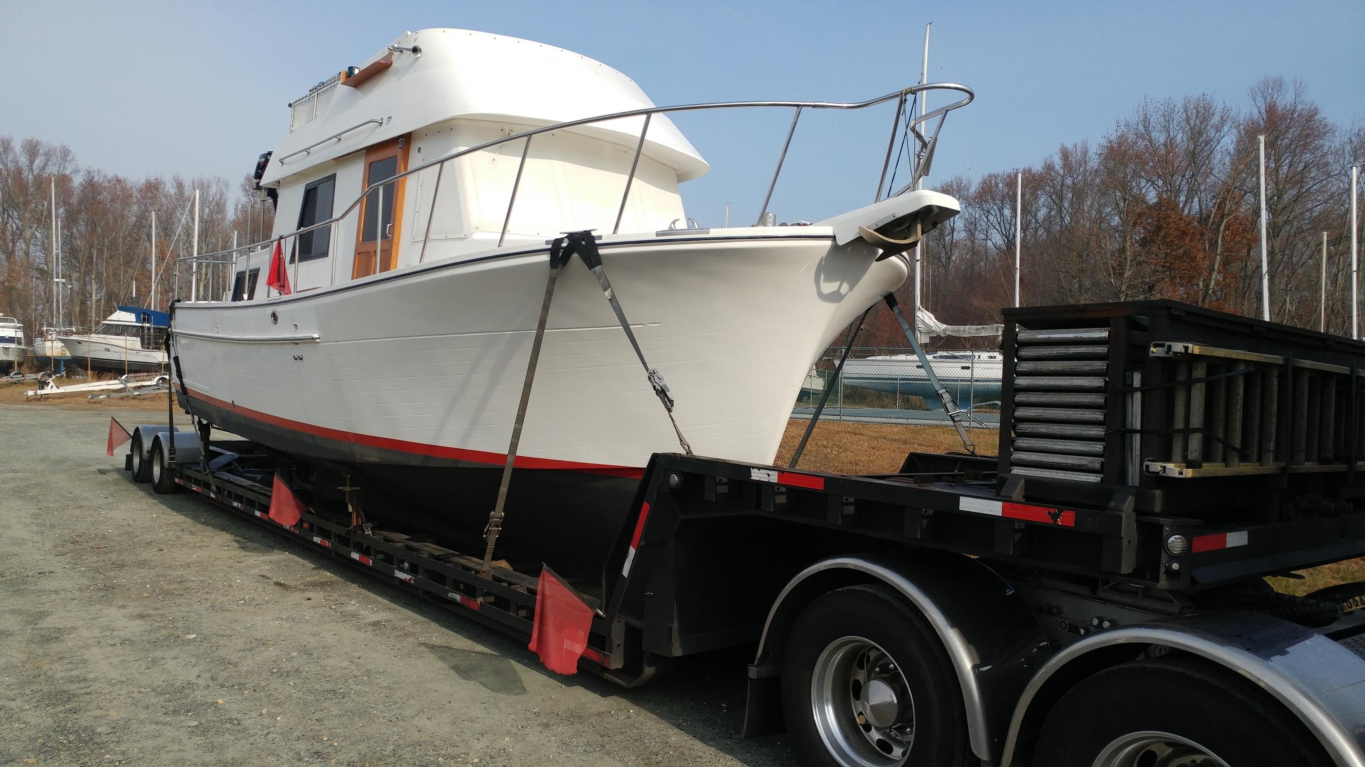boat transport, boat transport company, Marine Trader
