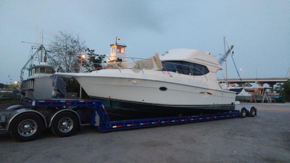 boat transport, boat hauling service, boat transport cost, marine transport, boat transport pros