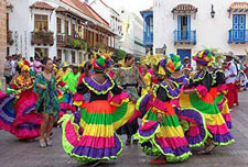 Carnival Cartagena