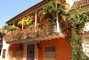 Colonial-House-in-Cartagena