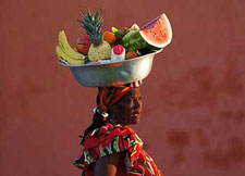 Palenquera Seller