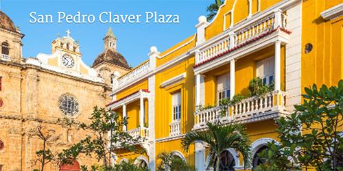 San Pedro Claver Plaza