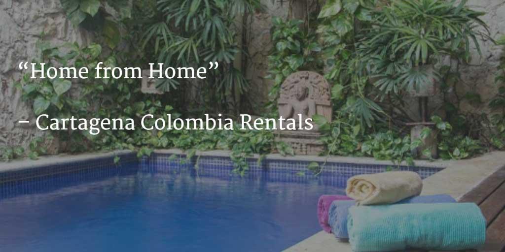 Private Luxury Home Rentals Cartagena
