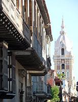 la Catedral de Cartagena