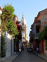 in Cartagena de Indias
